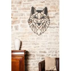 Loup wall art