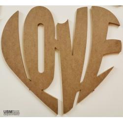 LOVE MDF